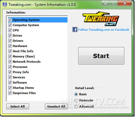 System-Information